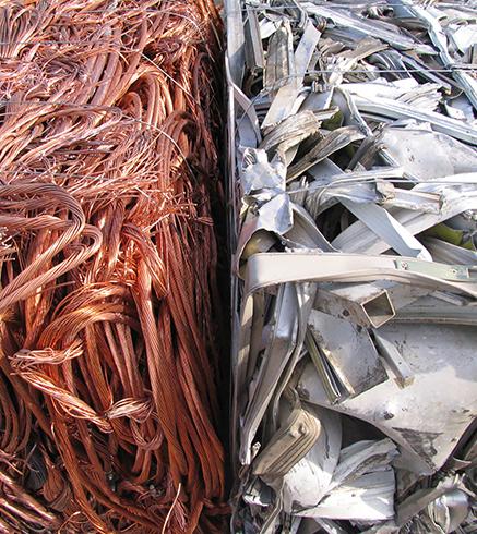 Administración de metales - Grupo Ecológico MAC