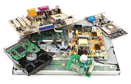 Reciclaje de electrónicos - Grupo Ecológico MAC