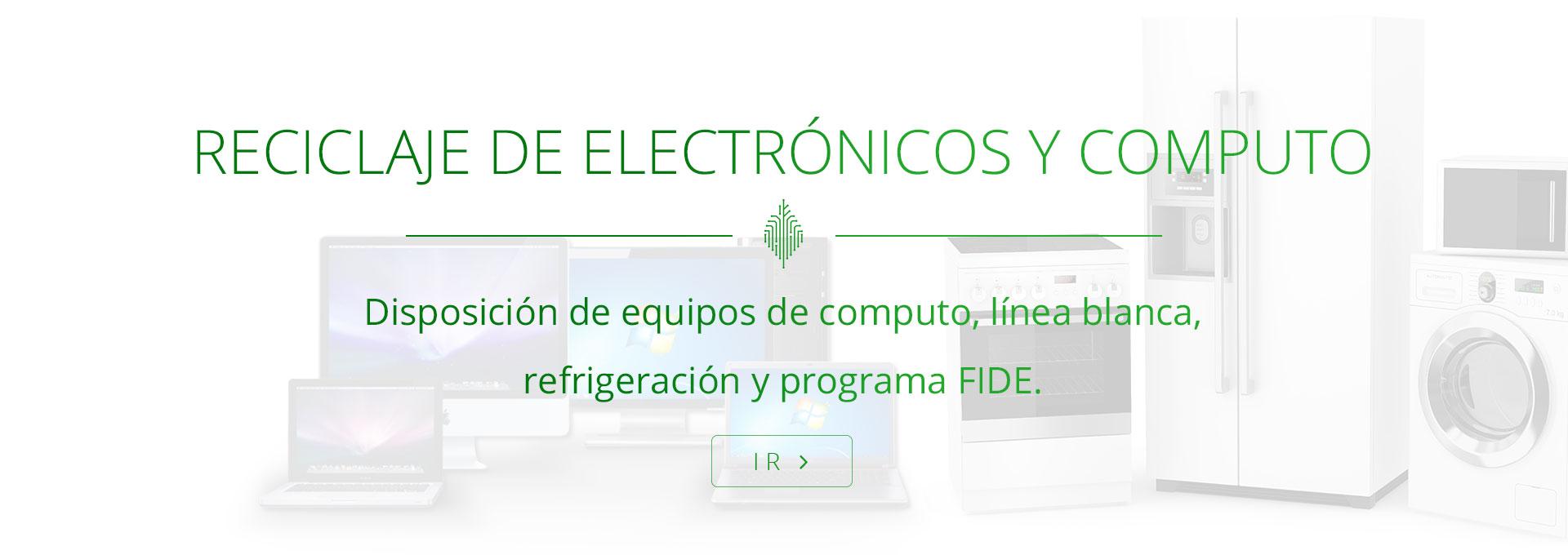 Reciclaje de Electrónicos y Cómputo | Grupo Ecológico MAC